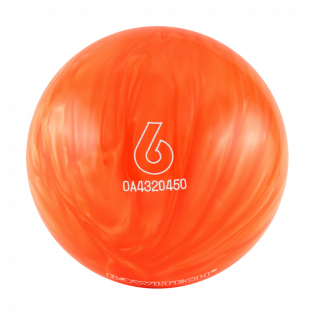 BOWLTECH UNDRILLED UV URET H.BALL 06 LBS