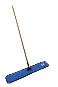 """KEGEL 36"""" UTILITY MOP WITH HANDLE ASSEMBLY (BLUE)"""