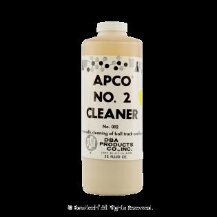 APCO NO.2 CLEANER (QRTS)