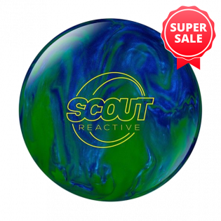 COLUMBIA 300 SCOUT REACTIVE - BLUE/GREEN