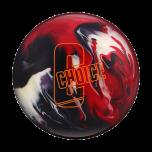 EBONITE CHOICE BLACK/RED/WHITE