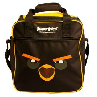 Angry Bird Single Bag Black