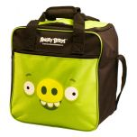 Angry Bird Single Bag Green